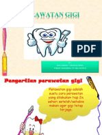PPT Perawatan Gigi