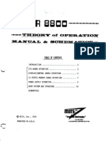 Altair 8800 Theory of Operation Manual