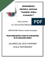Conclusion de Los Programas