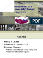 "Bob Turner - ""Recommendations for a National Levee Safety Program"""