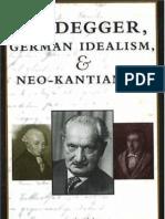 Tom Rochmore - Heidegger, idealismo alemão e neokantismo