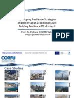 "Phillipe Gourbesville - ""Developing Resilience Strategies"