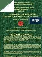 Presentacion Mesa Regional de Alto Nivel Forestal-Agricultura