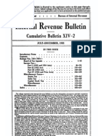 Bureau of Internal Revenue Cumulative Bulletin XIV-2 (1935)