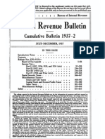 Bureau of Internal Revenue Cumulative Bulletin 1937-2