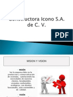 Constructora Icono