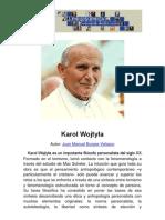 La Filosofia de K. Wojtyla