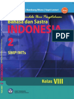 Bahasa Indonesia kelas VIII semester 2