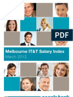 Salary survey Melbourne