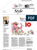 Style Invitational 10th Anniversary Retrospective The Washington