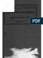 Bureau of Internal Revenue Cumulative Bulletin 1947-1