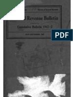 Bureau of Internal Revenue Cumulative Bulletin 1947-2