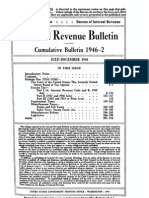 Bureau of Internal Revenue Cumulative Bulletin 1946-2