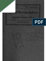 Bureau of Internal Revenue Cumulative Bulletin 1952-2