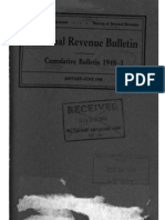 Bureau of Internal Revenue Cumulative Bulletin 1948-1