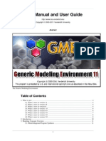 GME Manual and User Guide