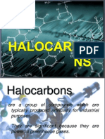 Halocarbons