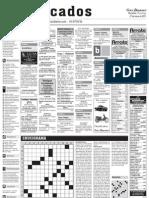 Ecos Diarios Clasificados 27-1-13