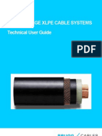 Xl Pe Brug g Cables User Guide