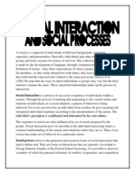 Social Science Report