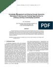 Kumaresan - 2008 - Knowledge Management and Sharing through Interacti.pdf