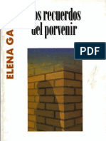 Garro, Elena--Los Recuerdos Del Porvenir (1963)2