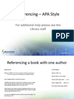 let learn do apa form
