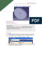 Tutorial CATIA dasar - membuat roda gigi.pdf