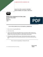 trial pmr bi negeri sembilan 2012