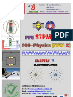 PPU 960 Physics Note [Sem 2 Chapter 12 - Electrostatics]