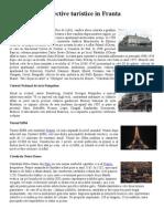 Obiective turistice Franta