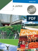 Japan Kanazawa Tourist Guidbook