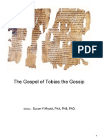 The Gospel of Tobias the Gossip