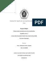 Analisis Resepsi Film Sang Pencerah (Proposal Skripsi Sampai Kegunaan Penelitian)