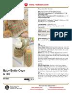 Baby Bottle Cozy & Bib