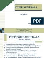 Seminar preistorie