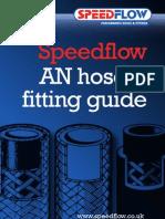 Speedflow AN Hose & Fitting Guide