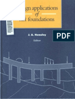 Design Application of Raft Foundations by J. A. Hemsely