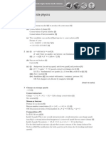 A2 Physics Unit 4 Topic 3 Examzone answers