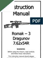 ROMAK Manual