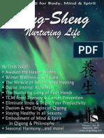 Yang Sheng December 2011 Issue1