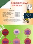 PPKn Sistem Pemerintahan Indonesia