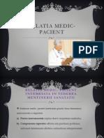 Relatia Medic- Pacient