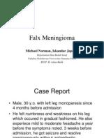 Copy of Falx Meningioma