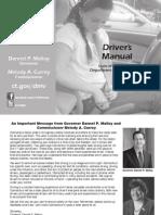 Connecticut Drivers Manual - 2013