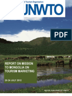 Mongolia Mission Report