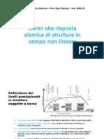 Risposta sismica delle strutture