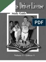 Arkansas Driver License Study Guide - 2013