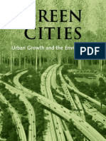 Green Cities Urban Growth and the Environmen