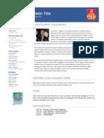 Bulletin - Sep 13 2012